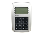 ECL-ACC970 Advanced Card Reader with Keypad, LEDs, LCD Display & Metal CaseECL-ACC970