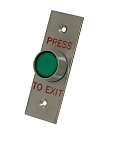 ECL-ACC405IL: Illuminated Green Push-to-Exit Button