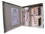ECL-PS16AC: 24VAC Power supply, 16 Channels
