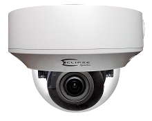 Eclipse Signature ESG-IPD4V2-Z  4 Megapixel Network IP Dome Camera