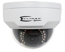 Eclipse Signature ESG-IPDM4F2 4MP WDR Vandal-resistant Network IR Fixed Dome Camera