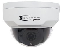 Eclipse ESG-IPDMS2F2 2 Megapixel Starlight Network IP Dome Camera