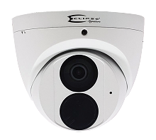 Eclipse ESG-IPTS4F2 4 Megapixel HD IP Dome Camera with Starlight